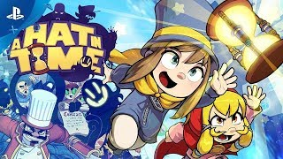 A Hat in Time Long Gameplay Preview Playstation 4, Xbox One, Steam