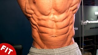 WORLD'S BEST ABS AND THE EXERCISES THAT MADE THEM