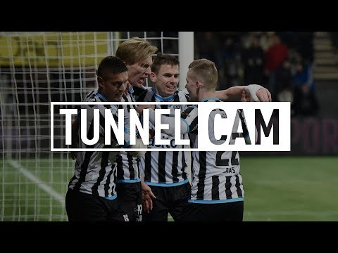 Heracles Almelo - PEC Zwolle 2-1 | 24-02-2018 | Tunnel Cam