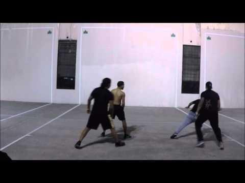 Bori & Jose vs Alex & Jeff