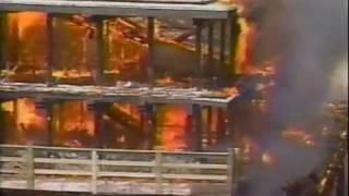 Redondo Beach Pier Fire