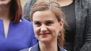 Murdered British MP Jo Cox