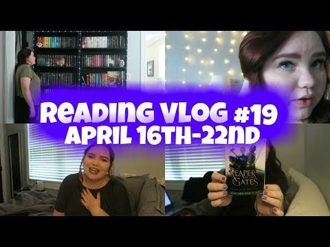 More Shadowhunters Chats + Exciting Book Sampler! | Reading Vlog #20