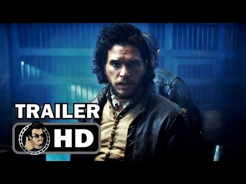 GUNPOWDER Official Teaser Trailer (HD) Kit Harrington BBC One Miniseries