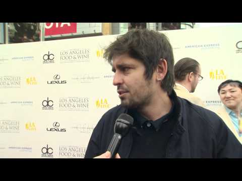 Ludo Lefebvre Interview at the LA Food & Wine Launch Event