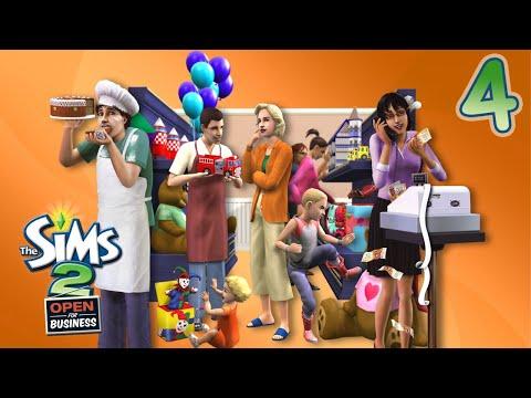 Вопрос: Как открыть успешный бизнес в Sims 2 Open for Business?