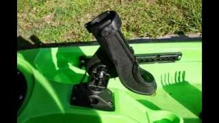 Scotty Rod Holder Installation And Review