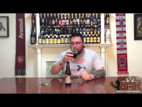 Massive Beer Reviews # 30 Dogfish Head World Wide Stout 2009