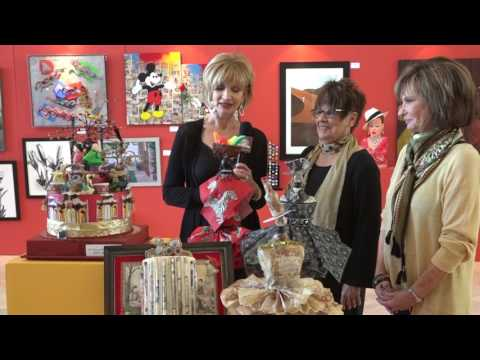 www.BallenIsles.TV - Art Expo 2017 with Artist Interviews