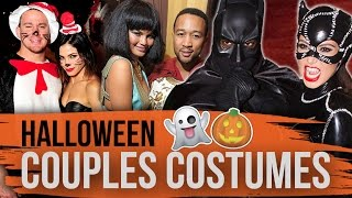 9 Best Halloween Couples Costumes! (Dirty Laundry)