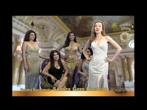 Samira's Show -Claires Collection & Samira Gem Creation Annalisa Guidone Beatrice & Julia Kay