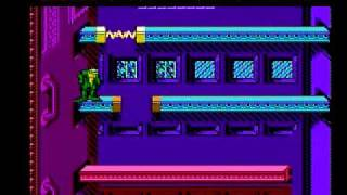 Battletoads Speedrun Level 8 - Intruder Excluder