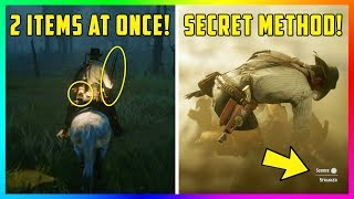 10 Things You NEED To Know That Will Make You A Better Player In Red Dead Redemption 2! (RDR2)