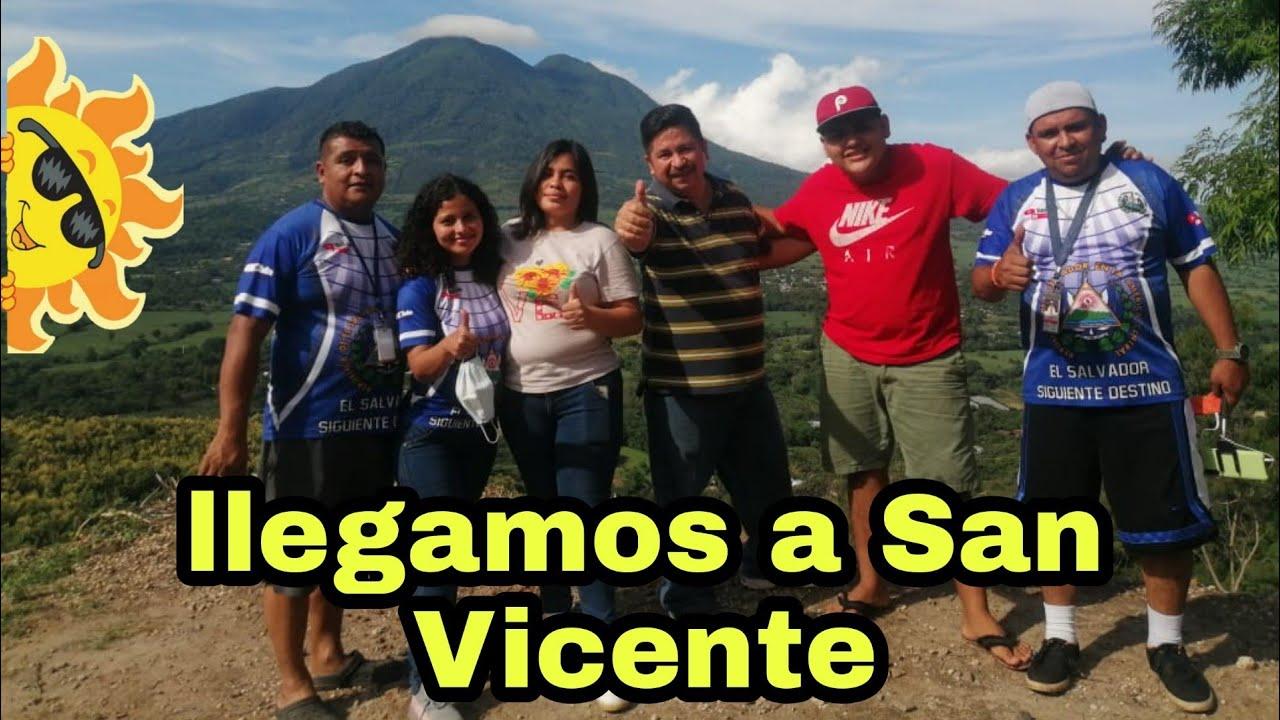 Llegamos a San Vicente con El Salvador junior 🇸🇻  donde Wuachando El Salvador don Jorge 🌴🇸🇻
