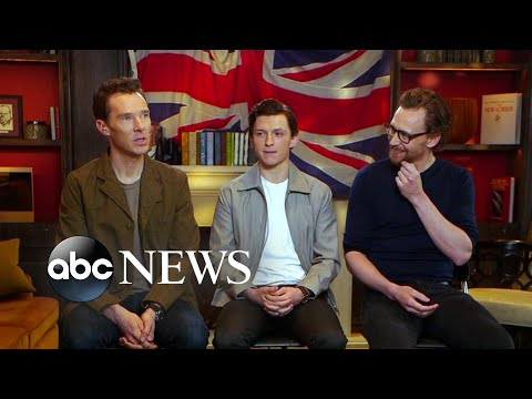 'GMA' Hot List: Benedict Cumberbatch reveals his favorite Marvel character