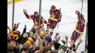 College Hockey Pump Up 2018-19