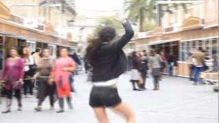LUCY PARADISE GANGNAM STYLE [Gangnam Style dance cover] PSY 싸이 - 강남 스타일