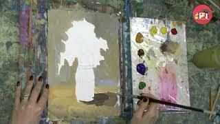 Гуашь натюрморт Онлайн уроки АРТ ТАЙМ