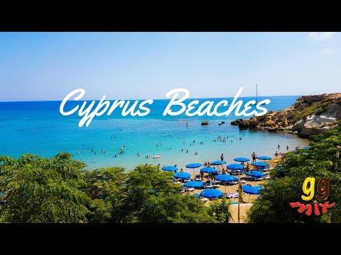 Cyprus Beaches - Travel Guide - Vlog   ggmix