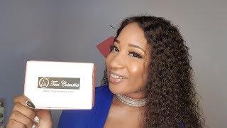 Makeup Review|Nigerian Brand| Taos Beauty Brand