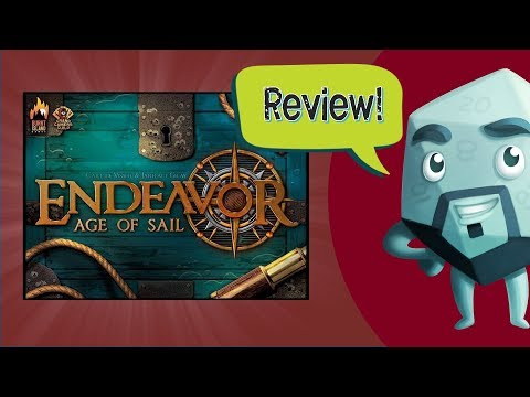 Endeavor: Age of Sail Review - with Zee Garcia
