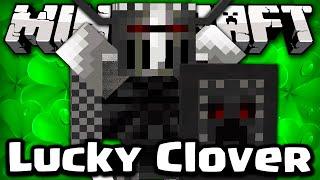 Minecraft - LUCKY CLOVER DARK KNIGHT CHALLENGE GAMES! (Arcana RPG Mod / Lucky Clover Mod)
