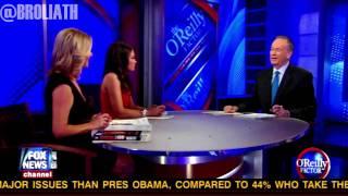Kim Guilfoyle vs Lis Wiehl on O'Reilly