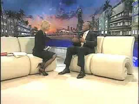 Mr Danny Glover Interview - TBN