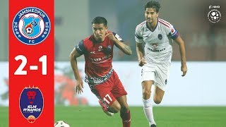 Hero ISL 2018-19 | Jamshedpur FC 2-1 Delhi Dynamos FC | Highlights
