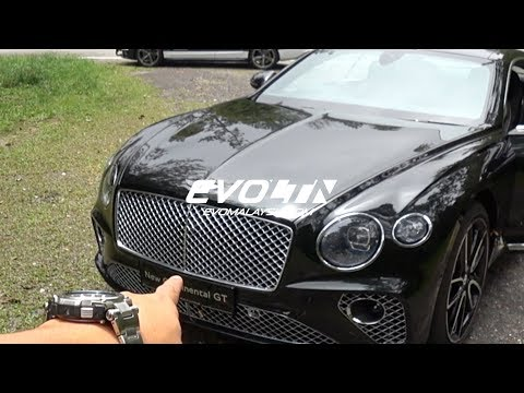 2019 Bentley Continental GT W12 Full Review | Evomalaysia.com