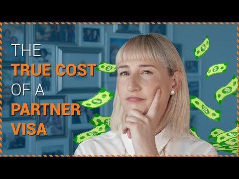 What is the true cost of a Partner Visa?
