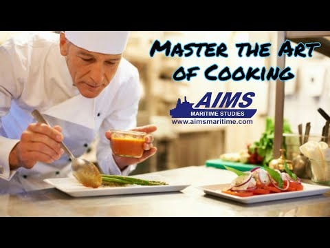 Maritime Catering Courses   Ship Cook Training   AIMS Maritime Studies