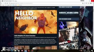 Hello Neighbor Alpha 3 - How to Install FOR FREE
