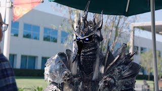 Hearthstone: The Lich King at Blizzard, Part 2