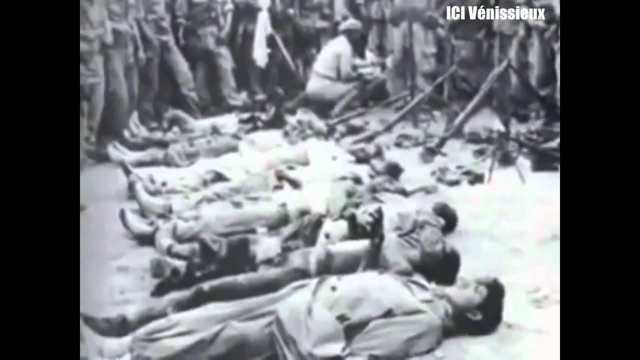 lyon comm morations des massacres du 8 mai 1945 en. Black Bedroom Furniture Sets. Home Design Ideas
