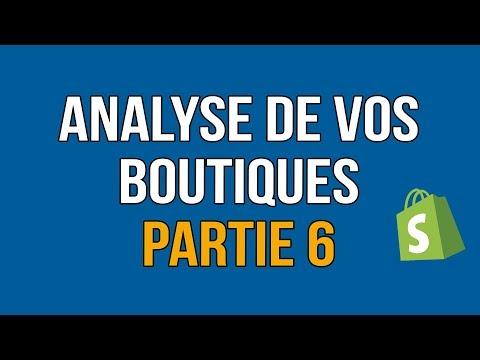 Dropshipping - Analyse de vos boutiques Shopify - Partie 6 thumbnail