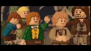 LEGO Lord Of The Rings: 100% completion bonus cutscene