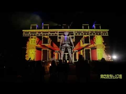 3D Projection Mapping in Belgium