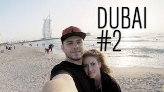 Burj al arab und jumeirah Beach - Dubai Trip 2015 #2