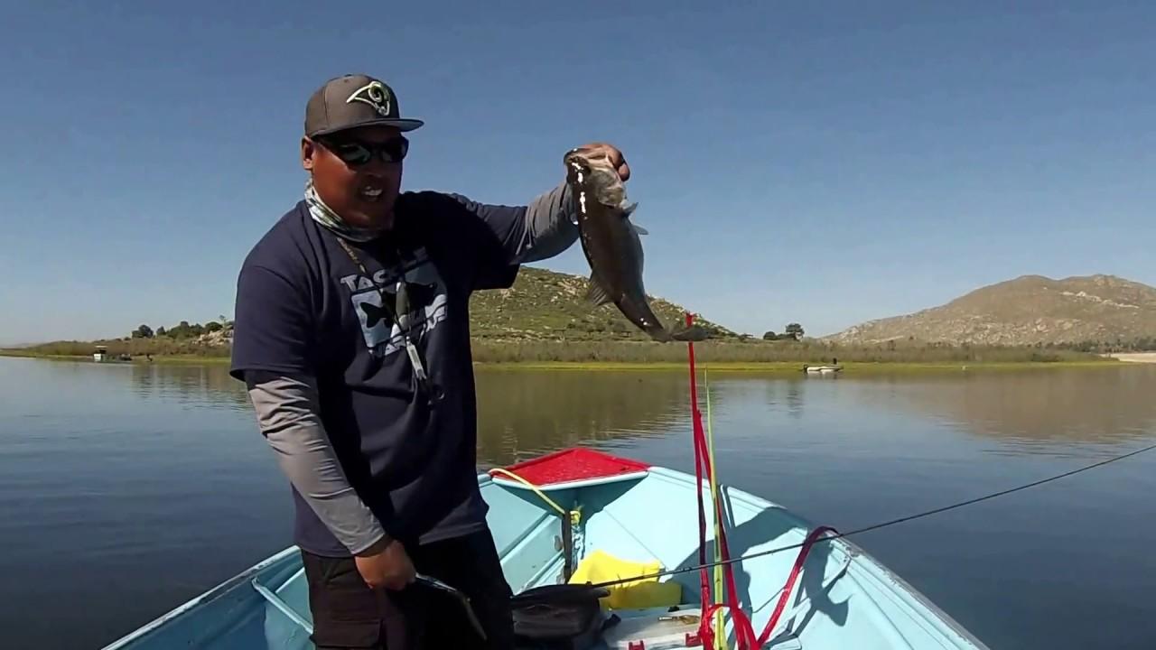 Lake perris bass fishing 2017 youtube for Lake perris fishing report