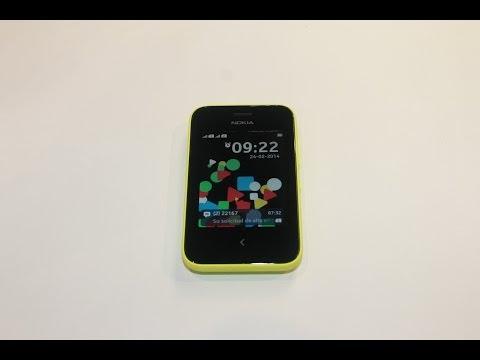 Nokia Asha 230 Hands-on