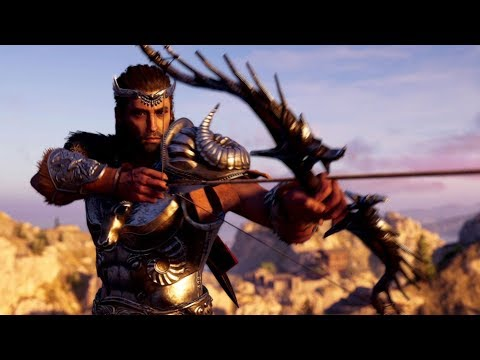 New Assassin's Creed Odyssey Trailer Shows NEW ARMOR SETS & More [BREAKDOWN] (AC Odyssey Trailer) thumbnail
