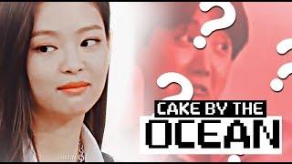 [HUMOR] ㅡ MULTIFANDOM 'CAKE BY THE OCEAN'