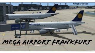 FSX | Aerosoft Mega Airport Frankfurt