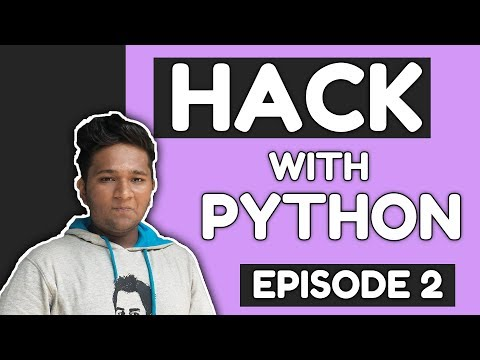 2. Python for Hackers - Attackers Machine