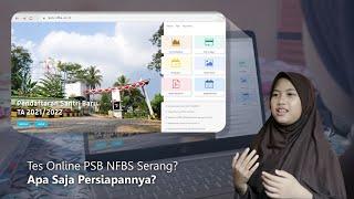 TUTORIAL TES ONLINE PSB NFBS SERANG 2020