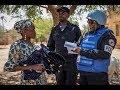 La Police des Nations Unies intensifie ses patrouilles dans le centre du Mali