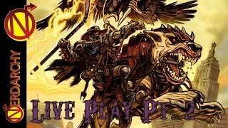 Rift Sweeps and Space Marines GammaWorld Powered by 4E D&D Game Play Session 2 Part 1