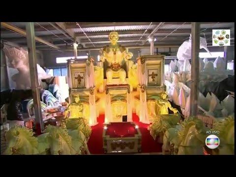 Barracão RJTV: Beija Flor de Nilópolis 2020