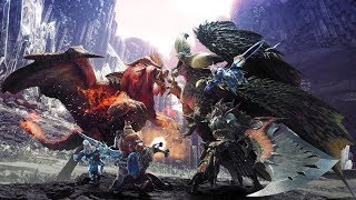 MONSTER HUNTER WITH ANJAYGURINJAY SQUAD